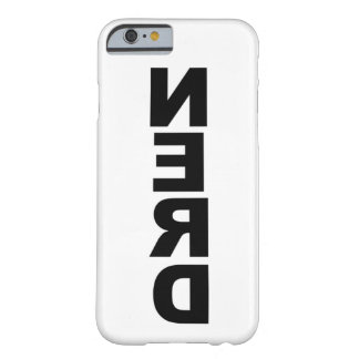 Reverse NERD iPhone6 Barely There Case Barely There iPhone 6 Case