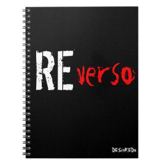 Reverse notebook black Disentanglement