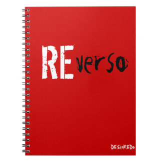 Reverse notebook Red Disentanglement