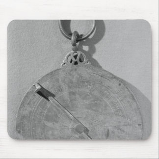 Reverse of a Moorish astrolabe, from Cordoba Mouse Pad