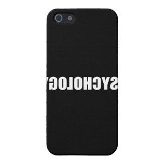 Reverse Psychology iPhone SE/5/5s Case