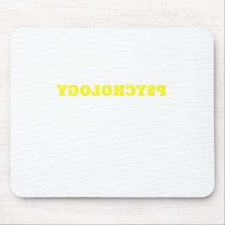 Reverse Psychology Mouse Pad