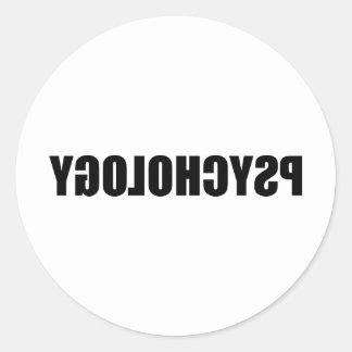 Reverse Psychology Stickers