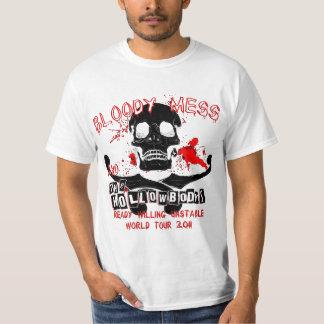 reverse skull t shirt