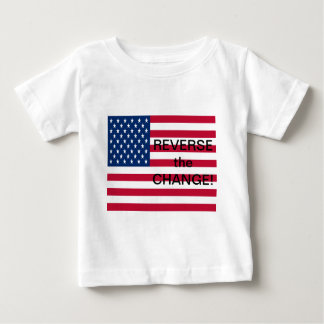 Reverse the Change Tshirts
