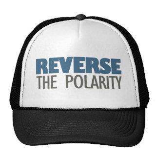 Reverse The Polarity Trucker Hat