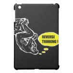 Reverse thinking iPad mini covers