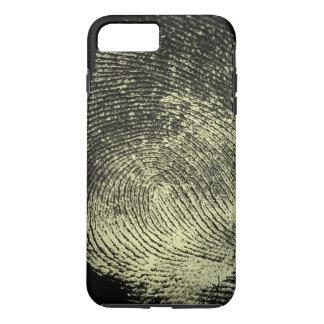 Reversed Loop Fingerprint iPhone 8 Plus/7 Plus Case