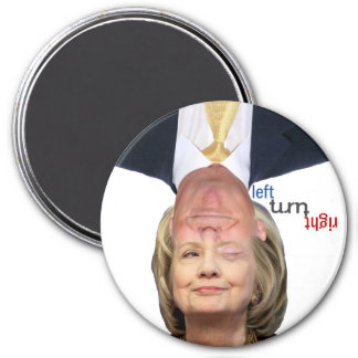 Reversible 2016 Presidential Candidates Magnet