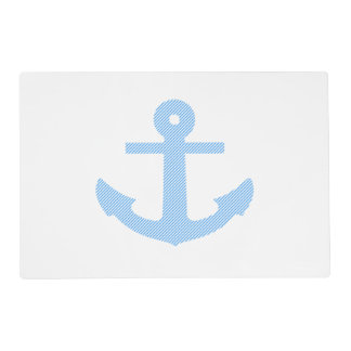 Reversible Coastal Anchor Placemat