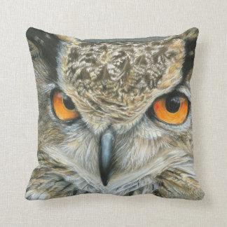 Reversible Owl Pillow