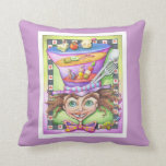 REVERSIBLE PILLOWS - THE MAD PLATTER