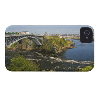 Reversing falls on the St. John River at St. 2 Case-Mate iPhone 4 Cases