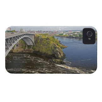 Reversing falls on the St. John River at St. iPhone 4 Case-Mate Case