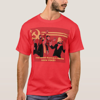 Revertive Russian T-Shirt