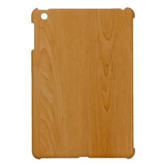Revestimiento de madera de madera de la escuela vi iPad mini carcasa