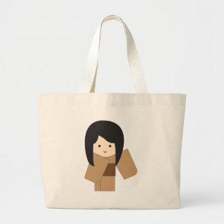 revidevi_funkimono4 large tote bag