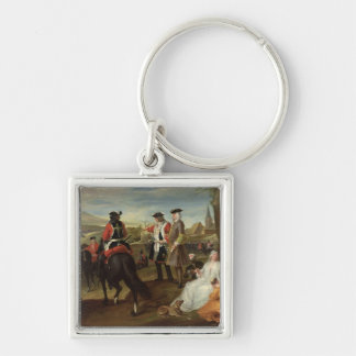 Review of the Black Musketeers Keychain