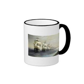 Review of the Black Sea Fleet Ringer Coffee Mug