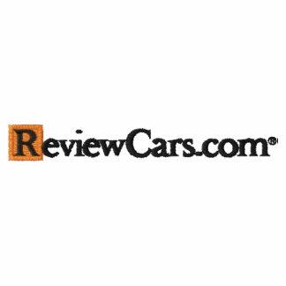 ReviewCars.com bordó el camisetas y las chaquetas Polo