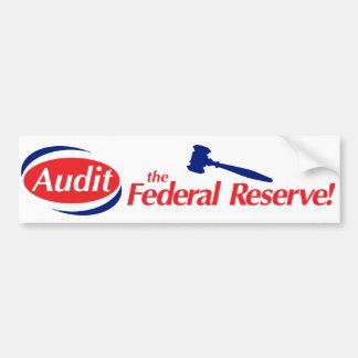 Revise a la pegatina para el parachoques de FED Pegatina Para Auto