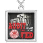 Revise el FED Collar Personalizado