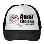 Revise el gorra de FED