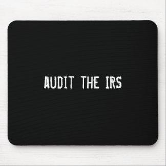 revise el IRS Mouse Pad