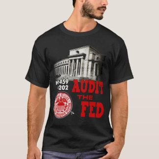 Revise la camiseta de FED