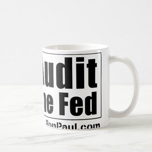 Revise la taza de FED