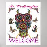 Revised Amazing Owl Teacher Poster - SRF