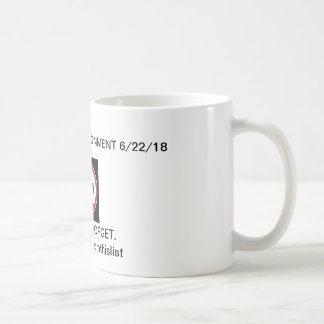REVISED DAILY ASSIGNMENT 2018 COFFEE MUG