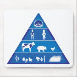 Revised Food Chain Mousepads