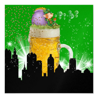 Revised Party in Style - St. Patrick's Day  - SRF Card