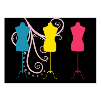 Revised Sewing / Fashion / Seamstress - SRF Large Business Cards (Pack Of 100)