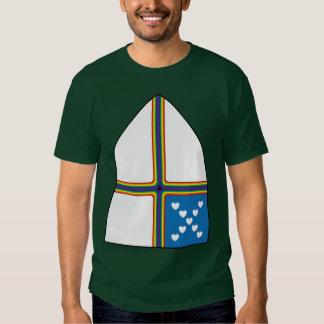 revised shield t shirt