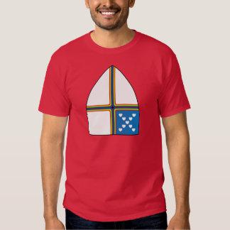 revised shield t-shirt