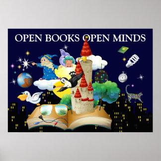 Revised Teacher Reading - Literacy Poster - SRF