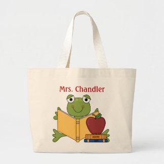 REVISED Teacher Tote Bag