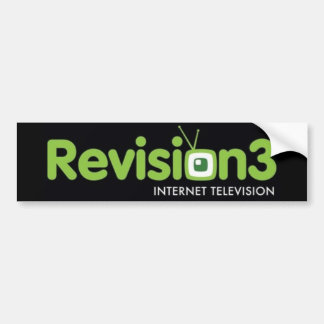 Revision3 Sticker