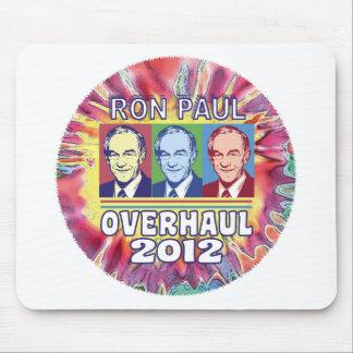 Revisión 2012 de Ron Paul Alfombrilla De Ratón