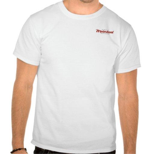 Revista de Hawaii Mororhead Camiseta