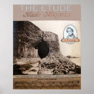 Revista de la música edición de la cueva del Finga Posters