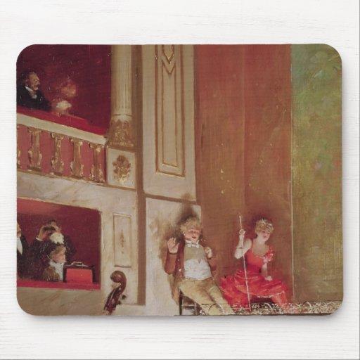 Revista en el DES Varietes, c.1885 del teatro Tapetes De Ratones