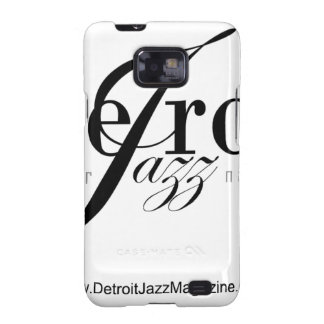 Revista internacional del jazz de Detroit Samsung Galaxy S2 Funda