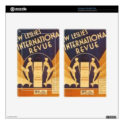 Revista internacional kindle fire skins