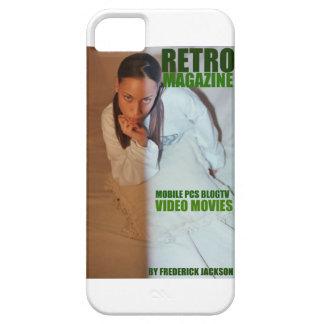 REVISTA RETRA DE FREDERICK JACKSON iPhone 5 FUNDAS