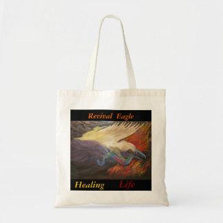 Revival Eagle Bag- Healing and Life Tote Bag