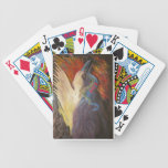 Revival Eagle playing cards