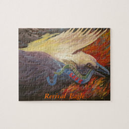 Revival Eagle Puzzle